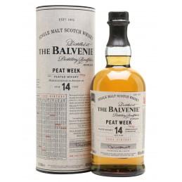 Balvenie Peat Week Aged 14...