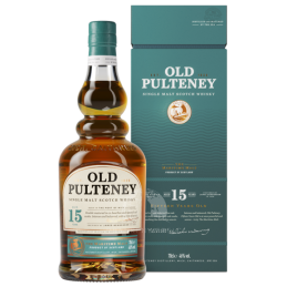 Old Pulteney 15 years The...
