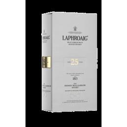Laphroaig 25 years The...