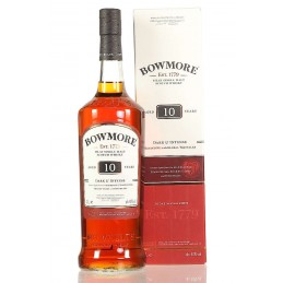 Bowmore 10 Dark & Intense