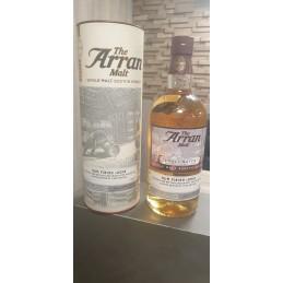 Arran Rum finish 2018