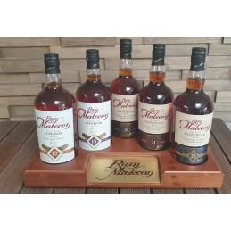 RUM Malecon 5 bottles 12 /...