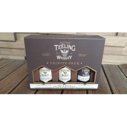 Teeling Trinity Pack 3 x 5cl
