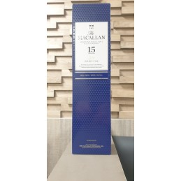 Macallan 15 Years Double Cask