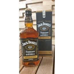 "Jack Daniel's "" Bottled In..."