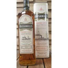Bushmills Steamship Sherry...