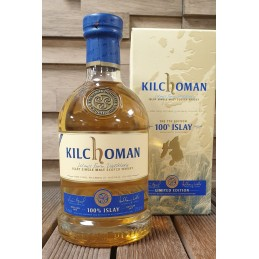 Kilchoman 100 % Islay  (...
