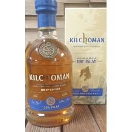 Kilchoman 100 % Islay ( 8th...