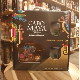 Tequila Cabo Maya Reposado...