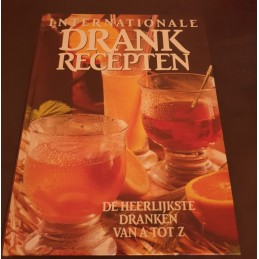 Internationale Drank recepten
