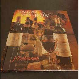 Boek Praten over wijn