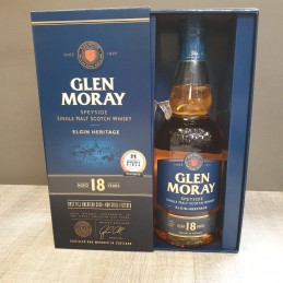 Glen Moray Aged 18 Years