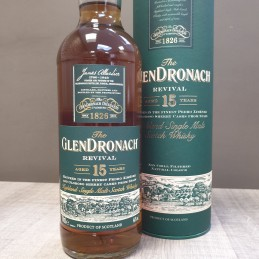 Glendronach 15 year old...