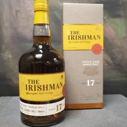 The Irishman Aged 17 Years...