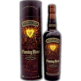 Compass Box Flaming Heart...