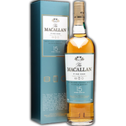 Macallan 15 year old