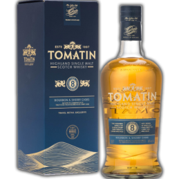 Tomatin 8 year old