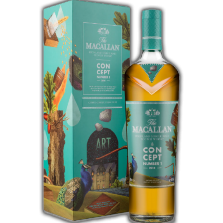 The Macallan Concept 2