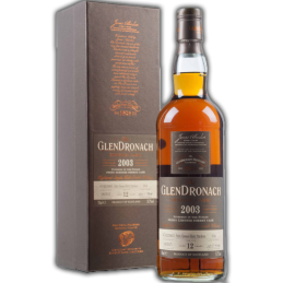 Glendronach 12 Year Old 2003