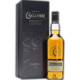 Cragganmore 25 Year Old 1988