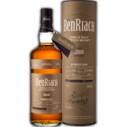BenRiach Batch 16 2008 10...