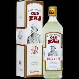 Old Raj Dry Gin 46%