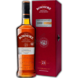 Bowmore 1989 23 years old