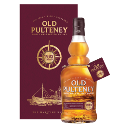 Old Pulteney 1983 - 33 Year...