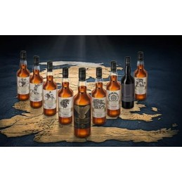 Game Of Thrones Whisky Set...